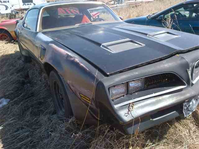 1977 Pontiac Firebird Trans Am | 801373