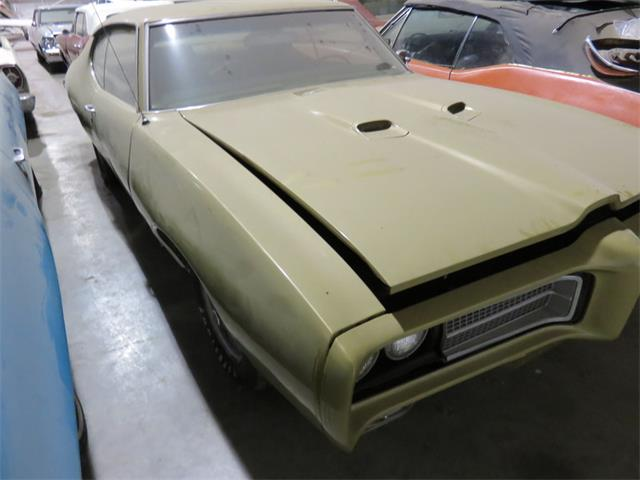 1969 Pontiac GTO HT Antique Gold | 801374