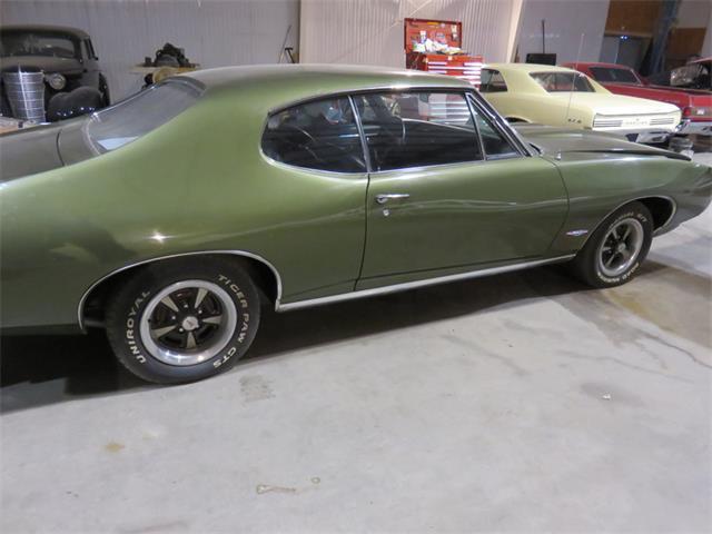 1968 Pontiac GTO HT Verdoro Green | 801375