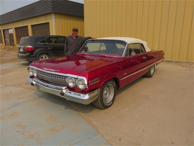 1963 Chevrolet Impala | 801386