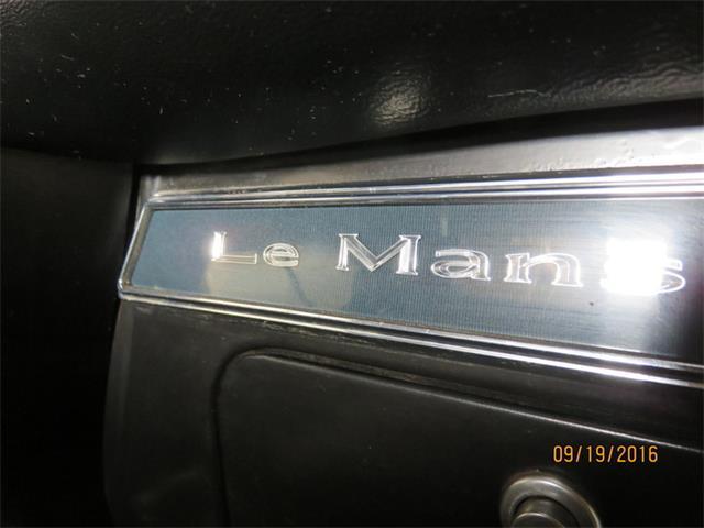 1967 Pontiac Lemans Tempest Convertible | 801387