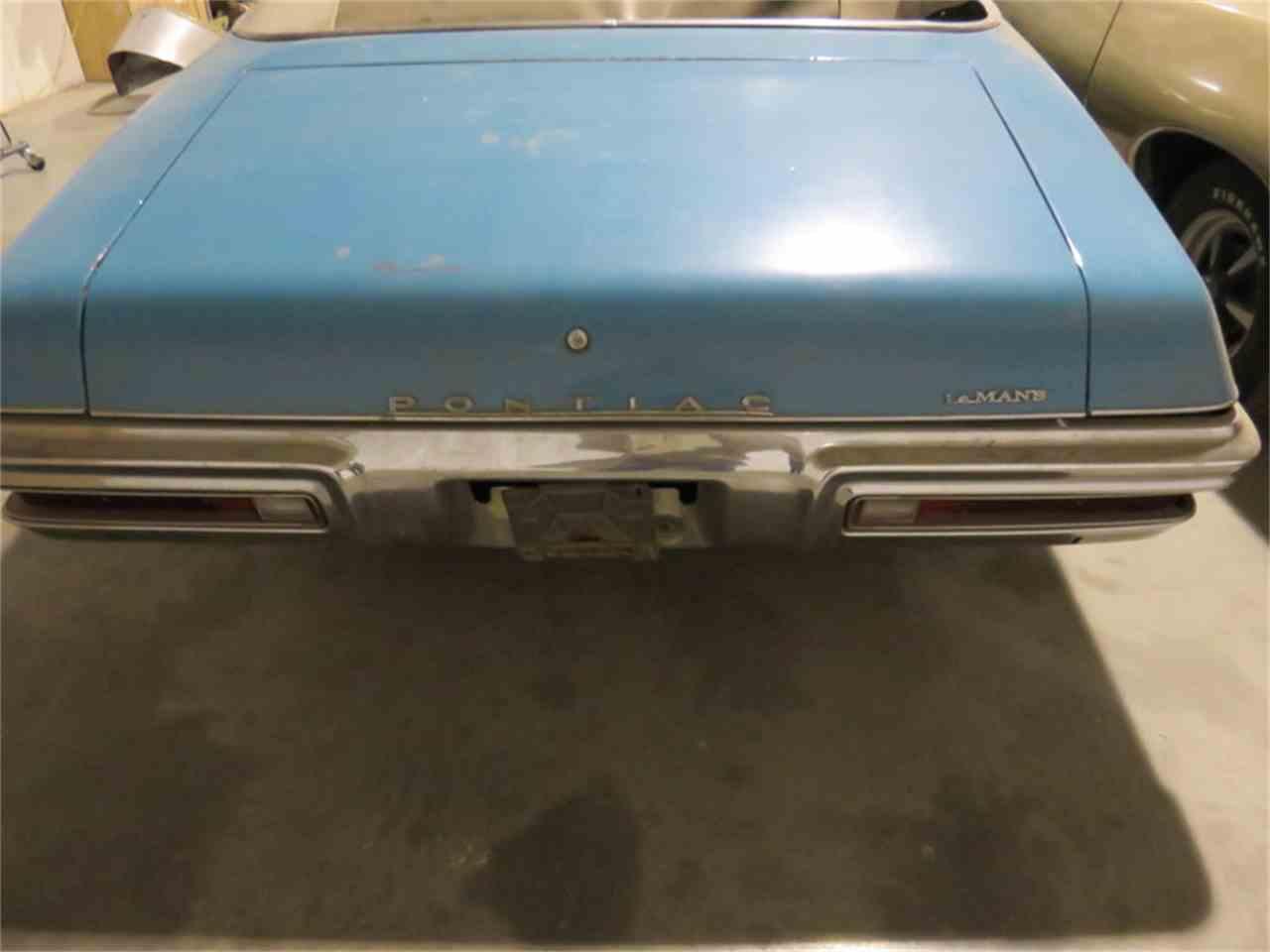 1970 Pontiac Lemans Tempest Convertible - CC-801390
