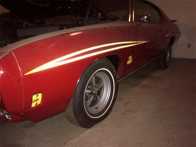 1970 Pontiac GTO (The Judge) | 801391