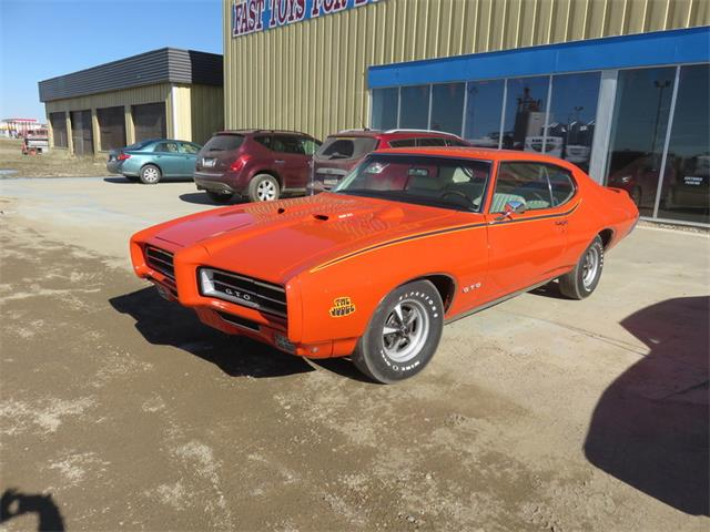 1969 Pontiac Judge 4 Speed HT | 801396