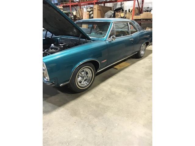 1966 Pontiac GTO | 801398