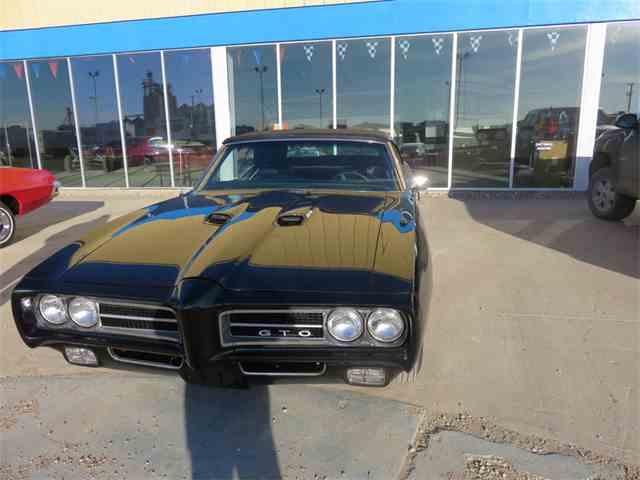 1969 Pontiac GTO | 801399