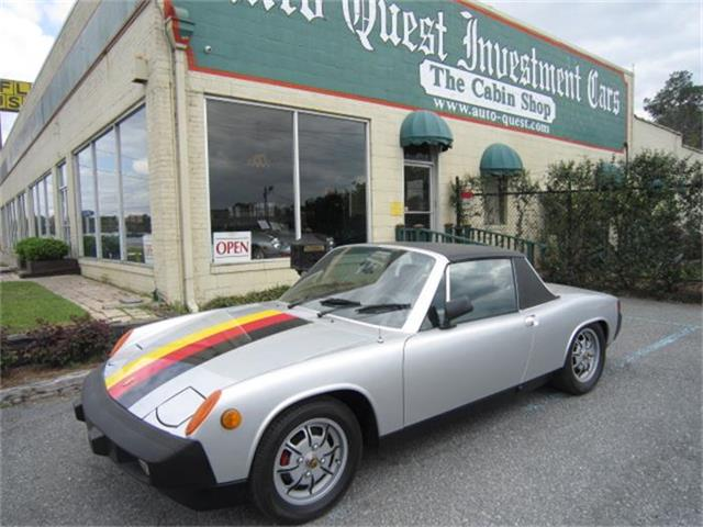 1976 Porsche 914 | 800140