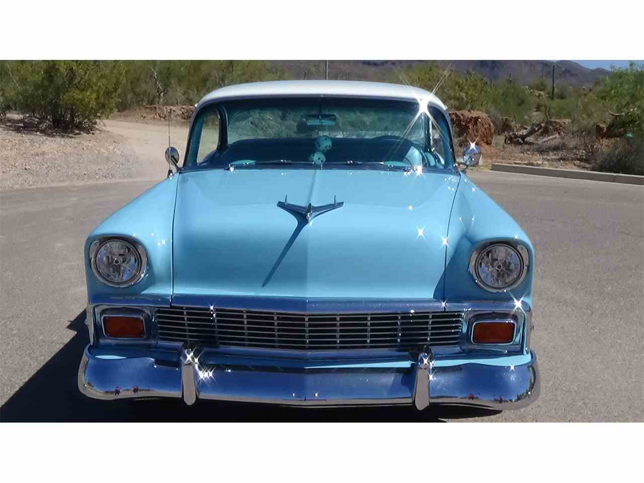 1956 chevrolet bel air for sale classic car liquidators - 1956 Chevrolet Bel Air For Sale Cc 801402