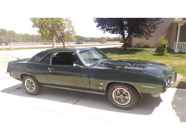 1969 Pontiac Firebird | 801404