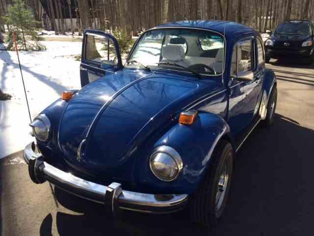 1973 Volkswagen Super Beetle | 801406