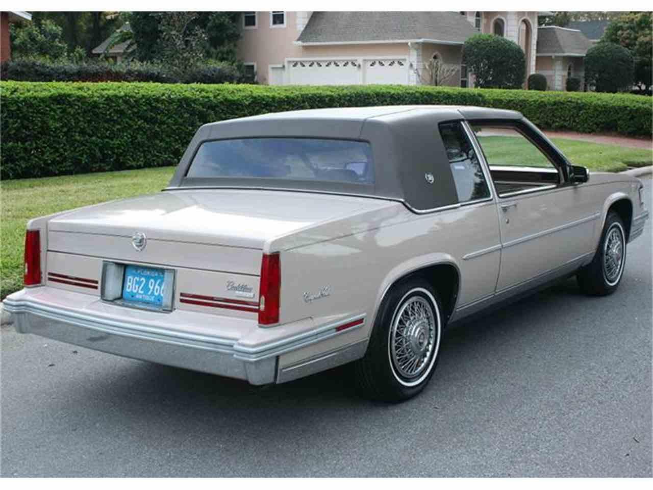 1988 Cadillac Coupe DeVille for Sale   ClassicCars.com ...