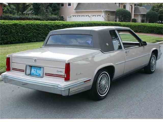 1988 Cadillac Coupe DeVille | 801423