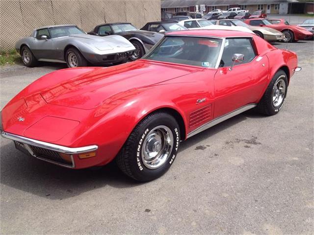 1972 Chevrolet Corvette | 801431