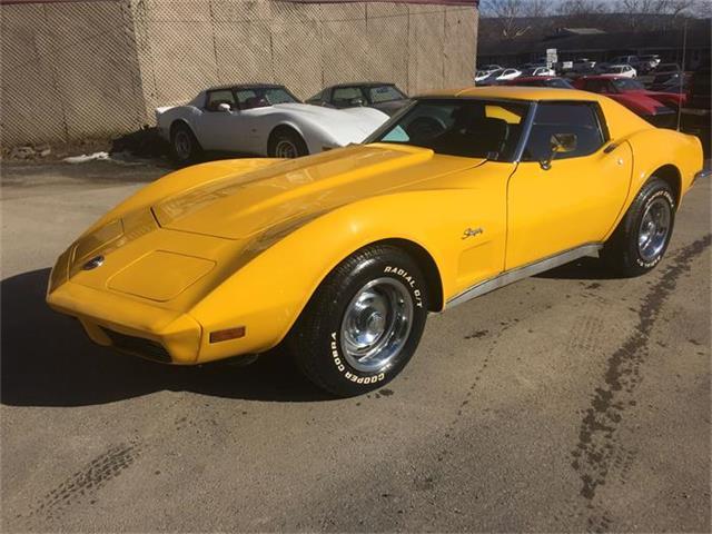 1973 Chevrolet Corvette | 801433