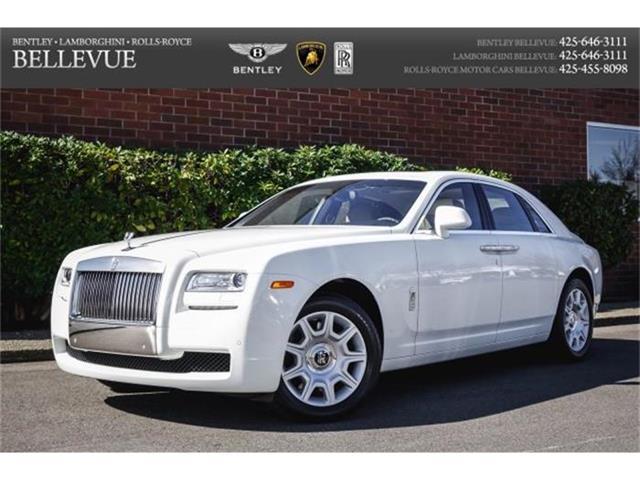 2014 Rolls-Royce Silver Ghost   801436