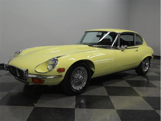 1972 Jaguar E-Type 2+2 V12 | 801454