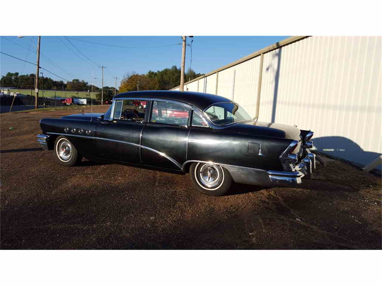Large Picture of '55 Roadmaster - H6F6