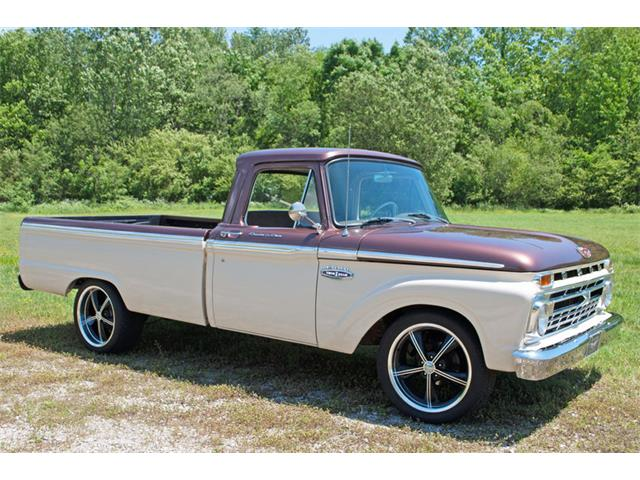 1966 Ford F100 | 801483