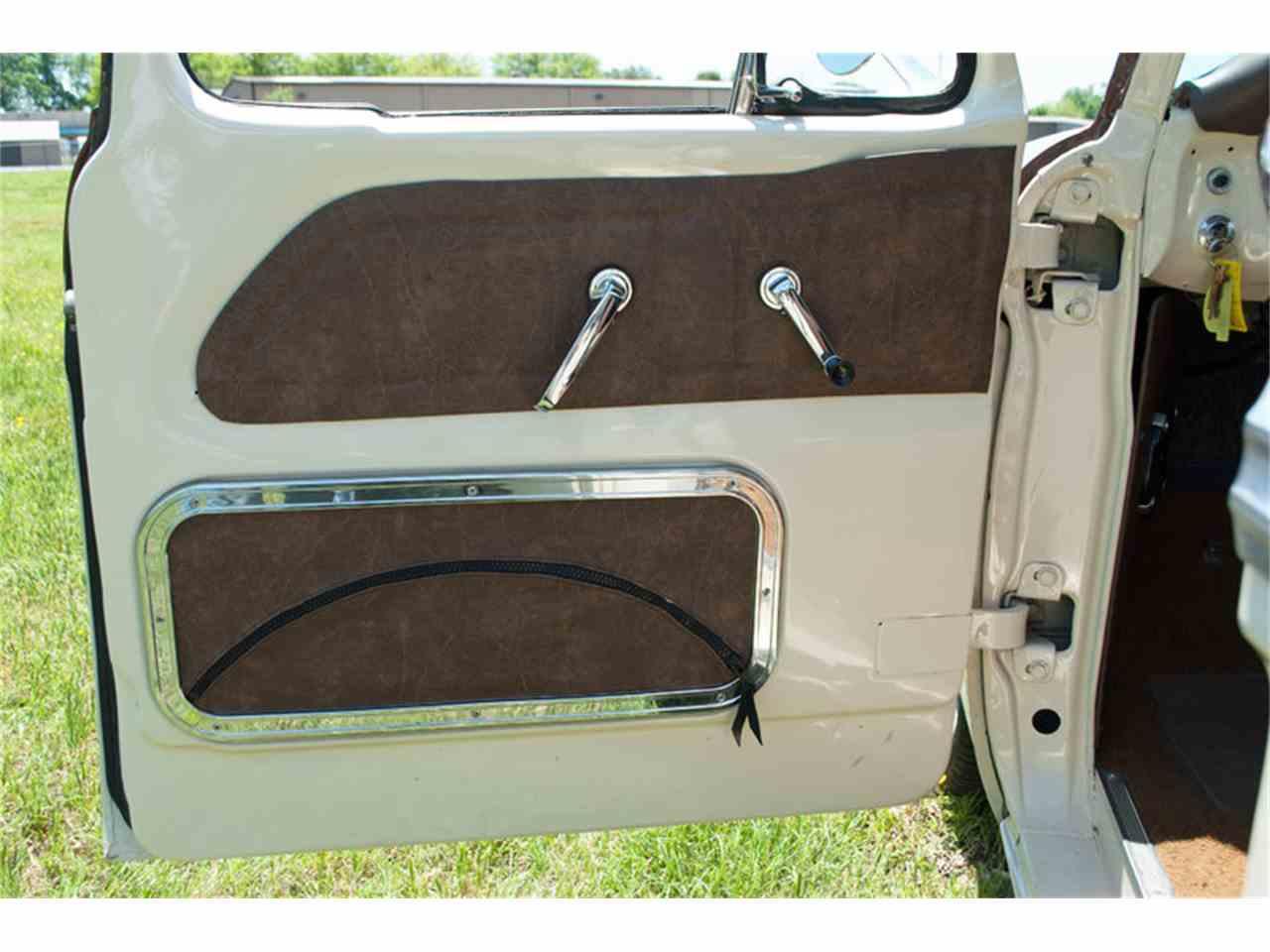 1966 Ford F100 Interior Door Panels