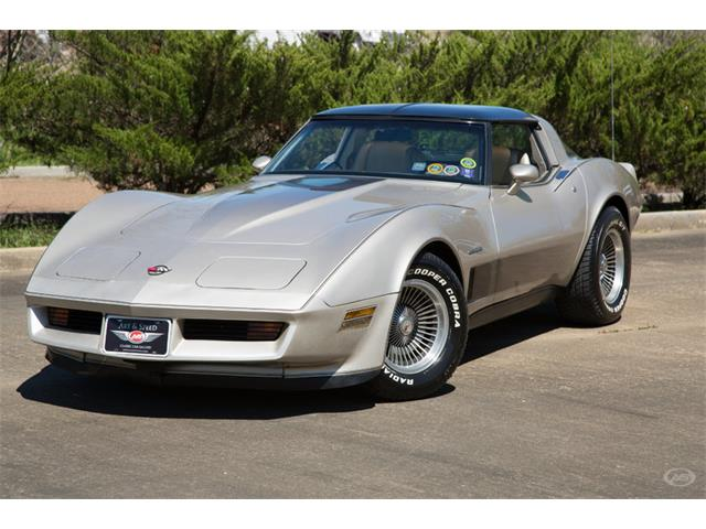 1982 Chevrolet Corvette Collectors Edition | 801491