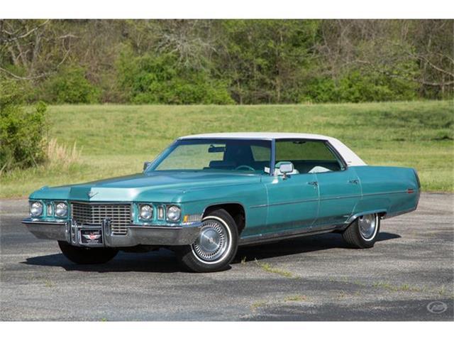 1972 Cadillac DeVille | 801493