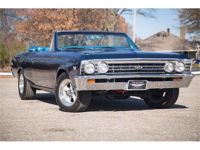 1967 Chevrolet Chevelle | 801496