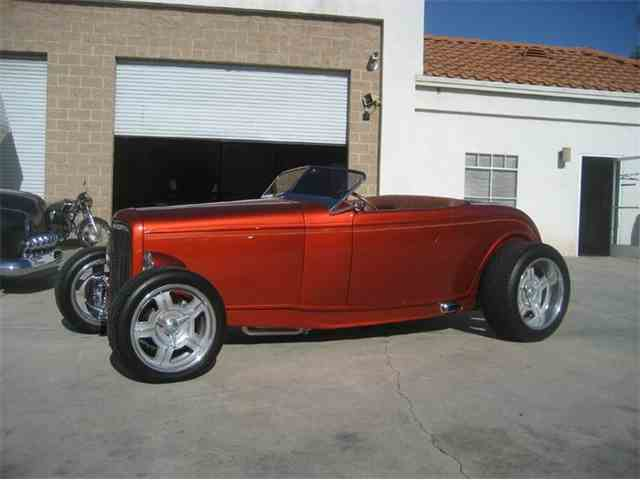 1932 Ford Highboy | 801501