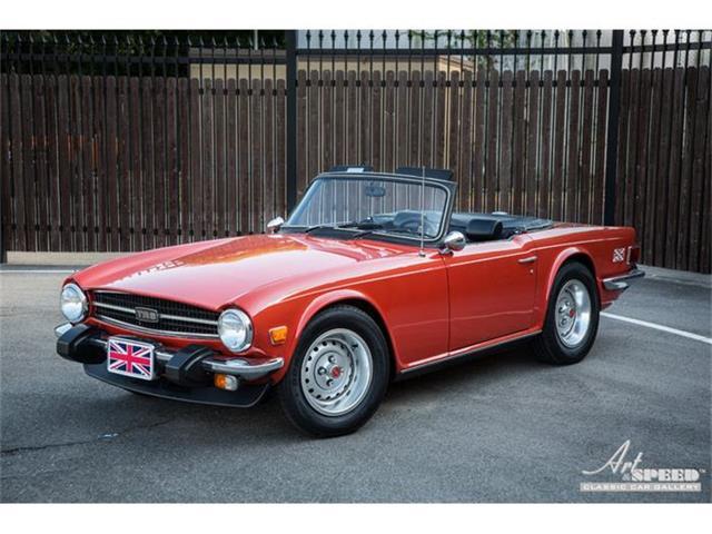 1975 Triumph TR6 | 801502