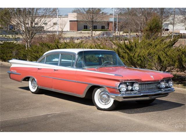 1959 Oldsmobile 98 | 801503