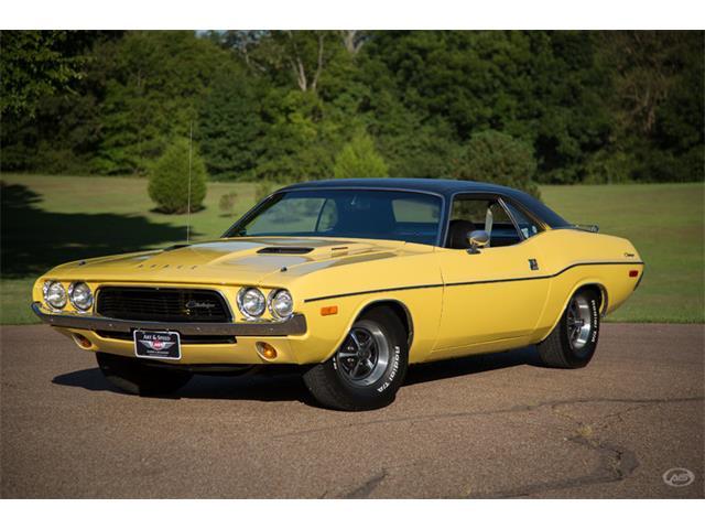 1972 Dodge Challenger | 801506