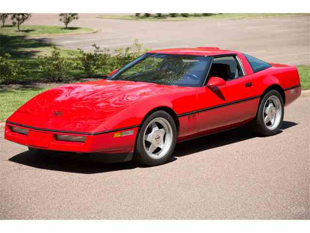 1990 Chevrolet Corvette Callaway Twin Turbo | 801508