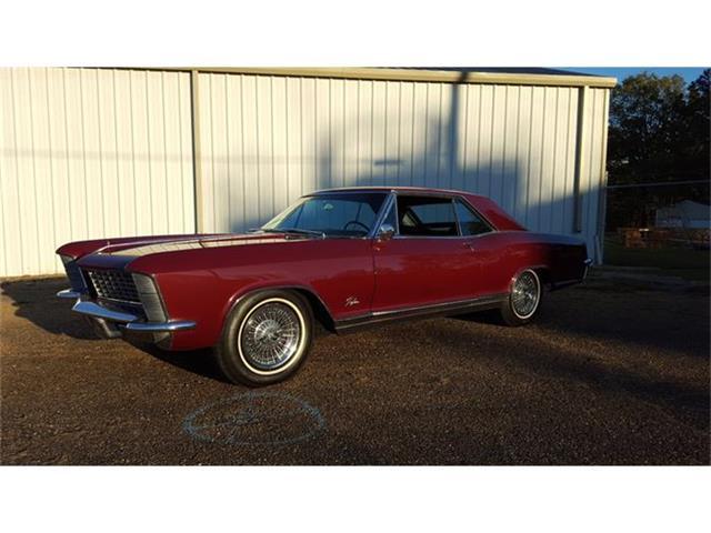 1965 Buick Riviera   801514