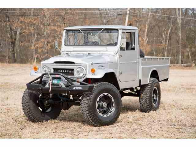 1965 Toyota FJ45 Pickup Restomod | 801516