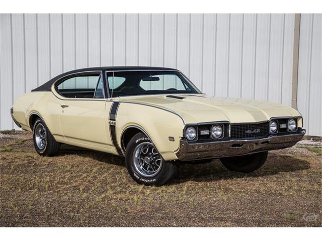 1968 Oldsmobile 442 | 801522