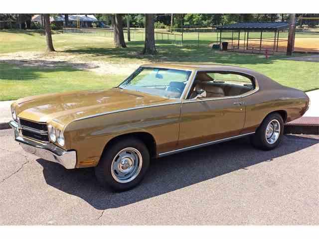 1970 Chevrolet Chevelle Malibu | 801537