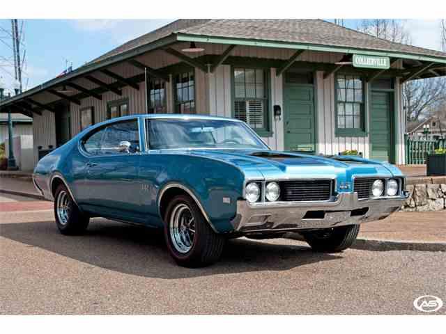 1969 Oldsmobile 442 | 801538