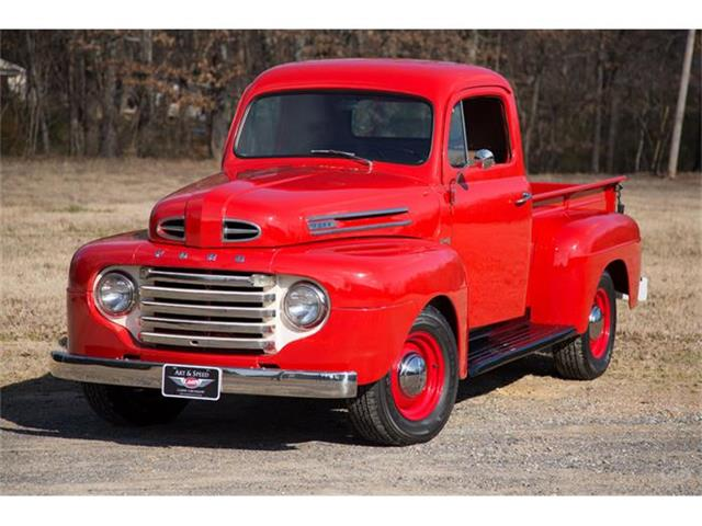 1948 Ford F1 | 801540