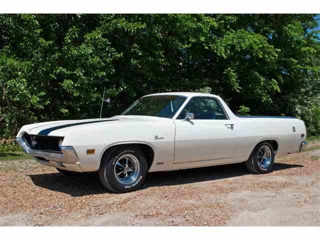 1970 Ford Ranchero | 801546