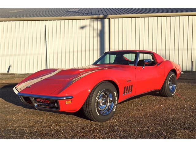1969 Chevrolet Corvette | 801550