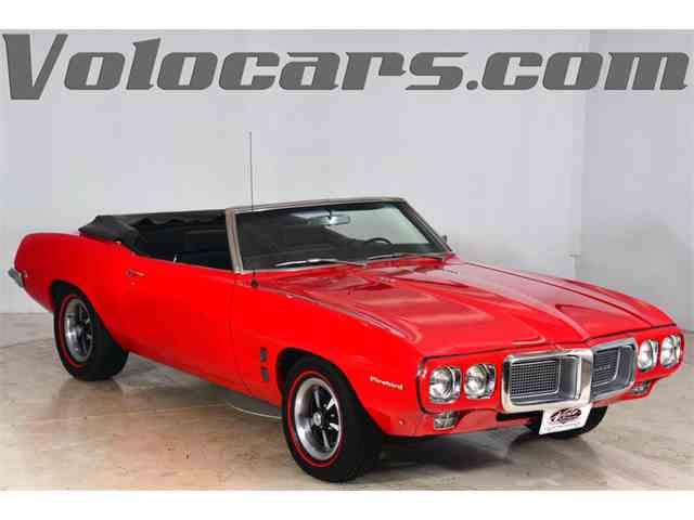 1969 Pontiac Firebird | 801559