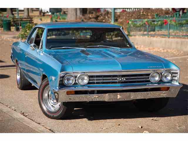 1967 Chevrolet Chevelle Super Sport 396 | 801560
