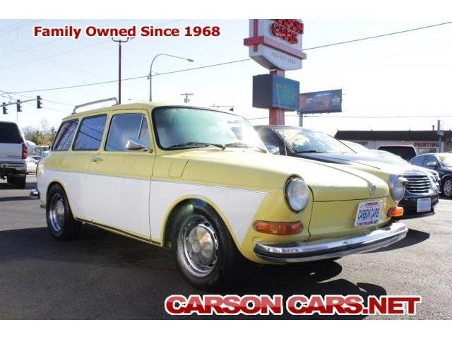 1972 Volkswagen Type 3 | 801566