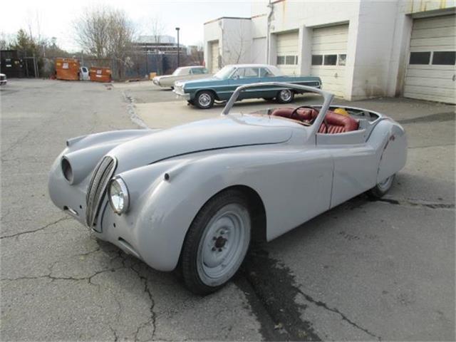 1953 Jaguar XK | 801569