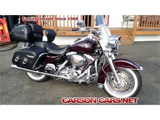 2006 Harley-Davidson Road King Classic | 800158