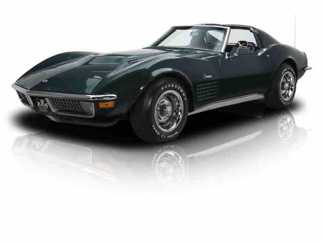 1971 Chevrolet Corvette | 801582