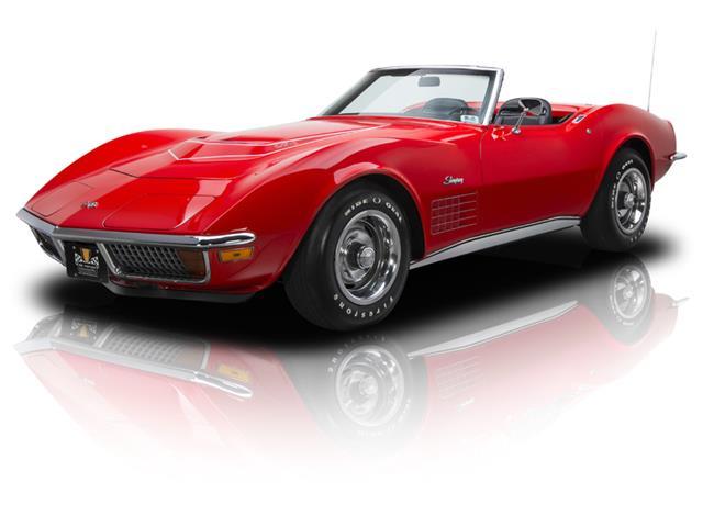1972 Chevrolet Corvette | 801583