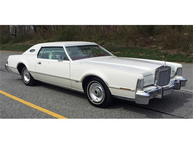 1976 Lincoln Continental Mark IV | 801610