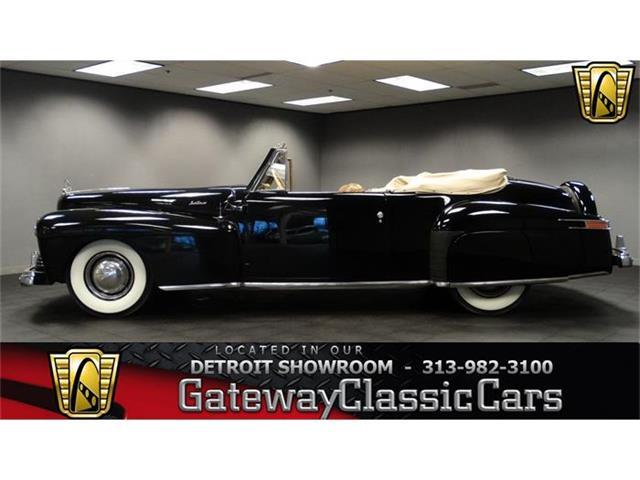 1942 Lincoln Cabriolet | 801612