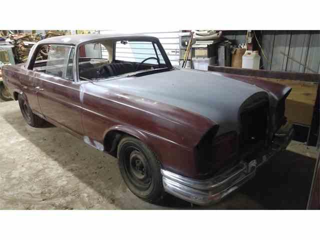 1967 Mercedes-Benz 250SE | 801613
