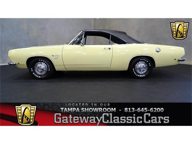 1968 Plymouth Barracuda   801655